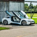 2017 BMW i8 Lease