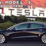 Tesla 2018 Production