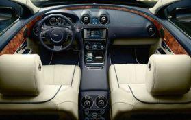 2018 Jaguar XJ Interior