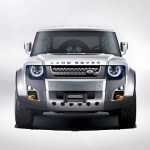 2018 Land Rover Defender Concept