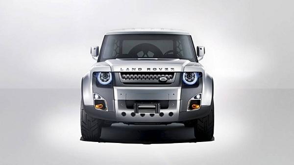 2018 Land Rover Defender Concept