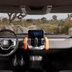 2018 Land Rover Defender Interior