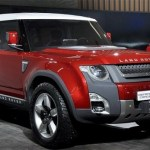 2018 Land Rover Defender USA