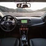 2018 Mitsubishi Lancer Interior