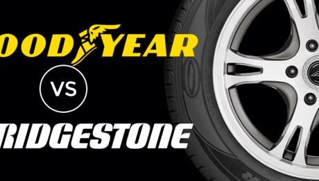 Bridgestone vs Goodyear