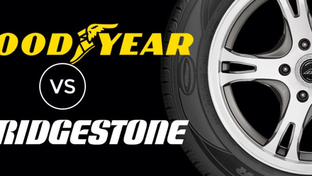 Bridgestone vs Goodyear