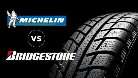 Bridgestone vs Michelin