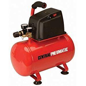 Central Pneumatic Air Compressors: All Sizes Compared
