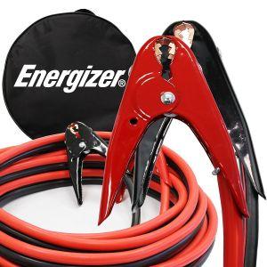 Energizer 1-Gauge 800A Jumper Battery Cables 25 Ft Booster Jump Start ENB-125