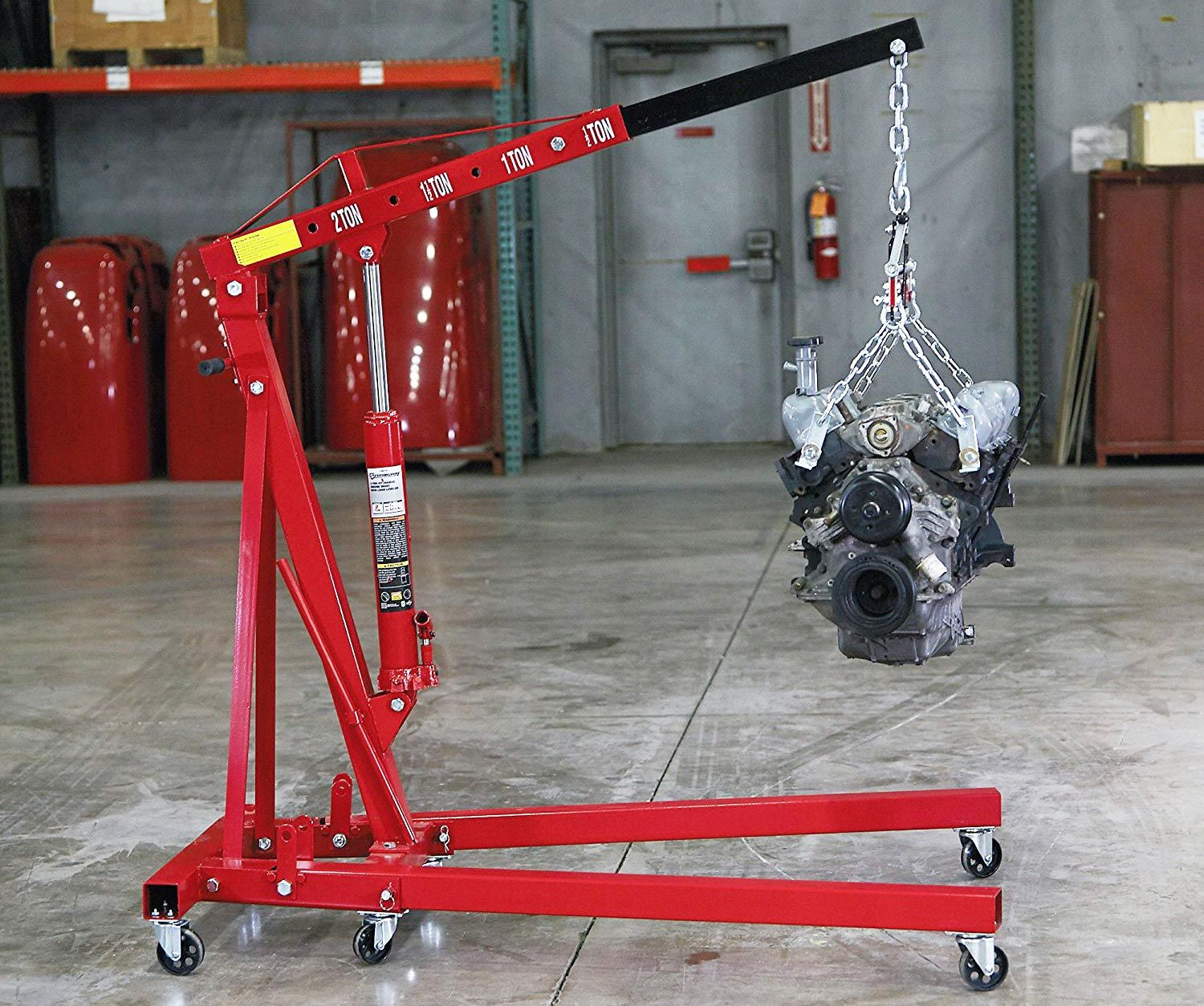 What S The Number One Engine Hoist On The Market