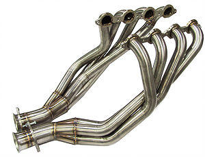 Four-into-One Exhaust Manifolds