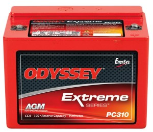 Odyssey Extreme PC310 Battery