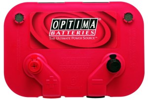 Optima Batteries 34/78 RedTop