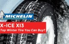 MICHELIN X-ICE XI3 – High Grade Winter Tires