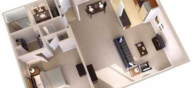 One Bedroom Apartments In Bethesda Md Topaz House Apts