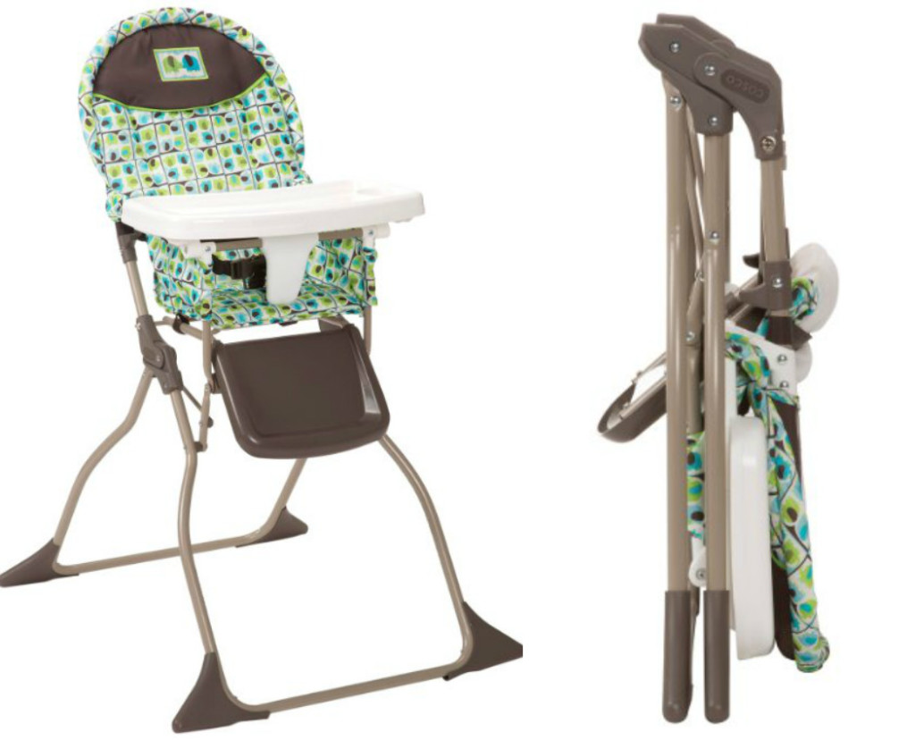 High Chair Deals Cosco Folding High Chair 39 99 Shipped Top Baby Deals
