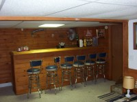 Cool Basement Bar Designs - Basement Bar Ideas