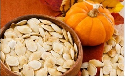 pumpkin seeds oil