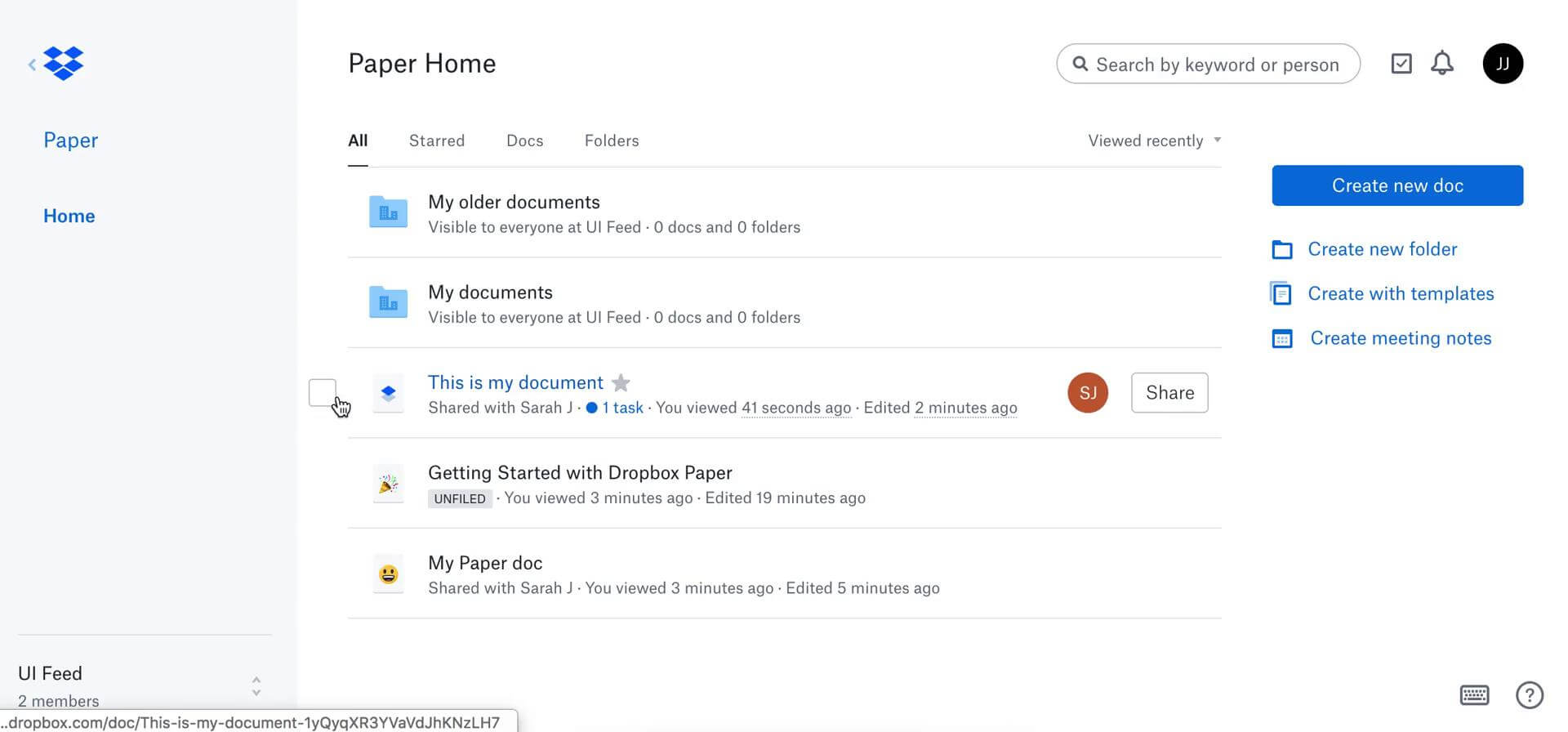 Dropbox Paper - Download & Software Review