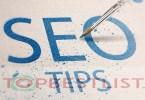 TOP BEST SEO TIPS 4 HIGH RANKING WEBSITES