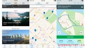 best jogging app ios topbeslist april 2017
