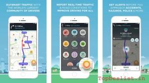 waze best iphone apps topbestlist
