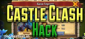 castle clash hack apk Android