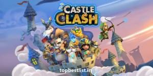 castle clash mod apk Android