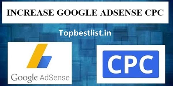 ways to increase Adsense CPC YouTube