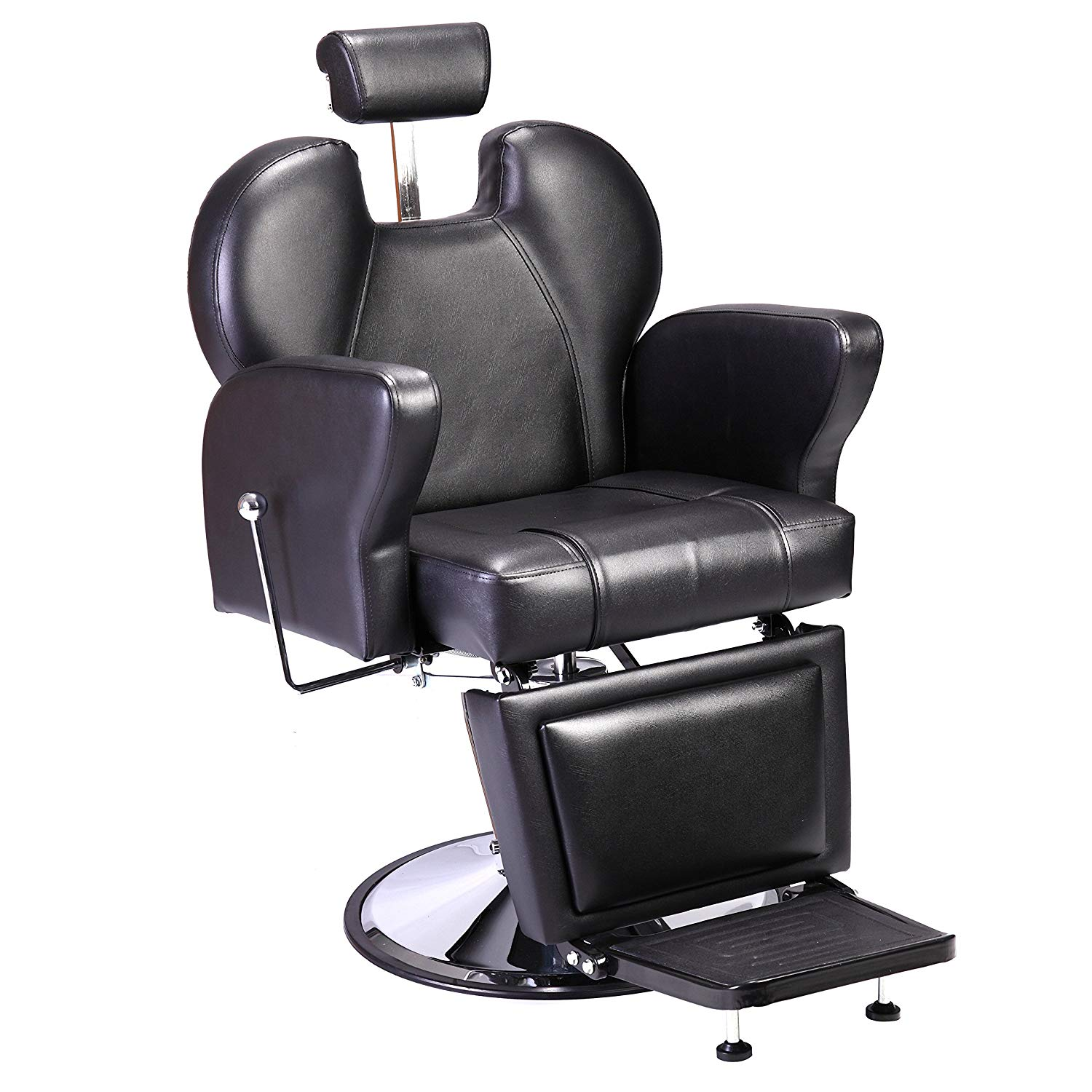 Reclining Makeup Chair Top 10 Best Barber Chairs In 2018 Reviews Top Best Pro Review