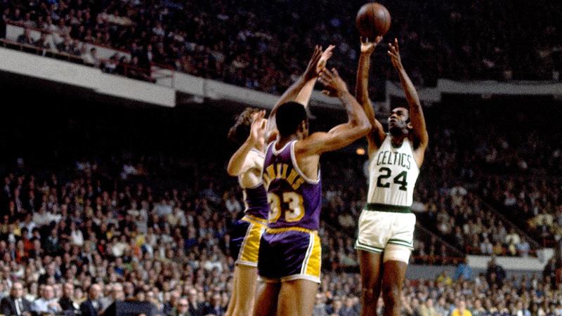 new styles 73757 8a87d Game-Winners Series: Sam Jones « basketballscholar