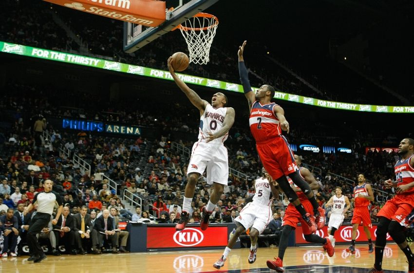 Image result for washington wizards atlanta hawks