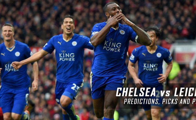 Chelsea Vs Leicester City Predictions And Picks May 2016
