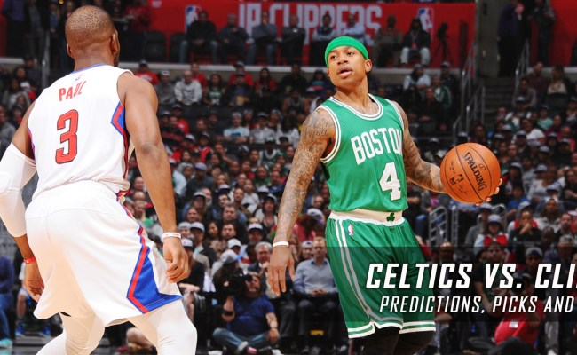Celtics Vs Clippers Predictions Odds Preview March 2017