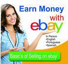 Basic's of Selling on eBay Class – Como Vender no Ebay – Orlando Area FL