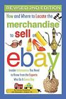 HOW AND WHERE TO LOCATE MERCHANDISE TO SELL ON EBAY: INSIDER By Atlantic NEW