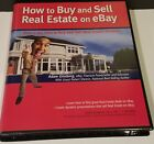 Real Estate – How To Buy and Sell on EBay by Adam Ginsberg – 3 CD's,