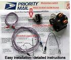 Ford diesel glow plug relay Manual controller-solenoid