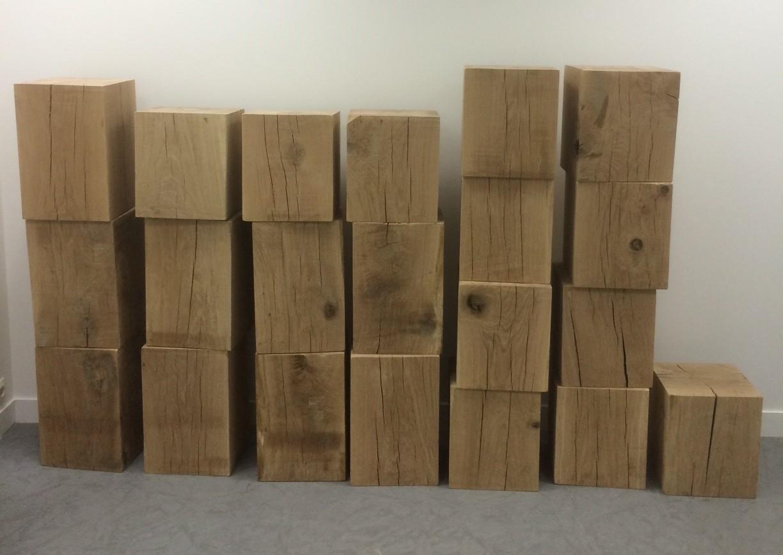 cubes en chene massif top bois direct