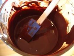Chocolate Gelato ready