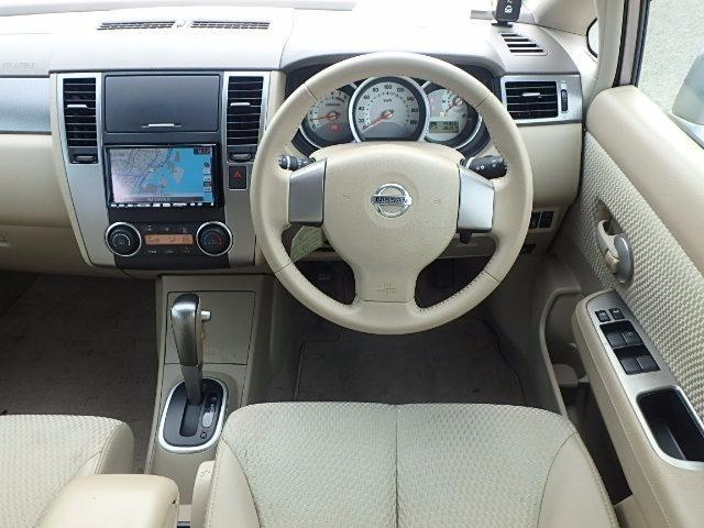 Nissan Tiida Review
