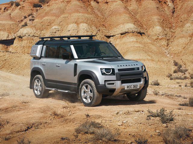 2020 Land Rover Defender Kenya