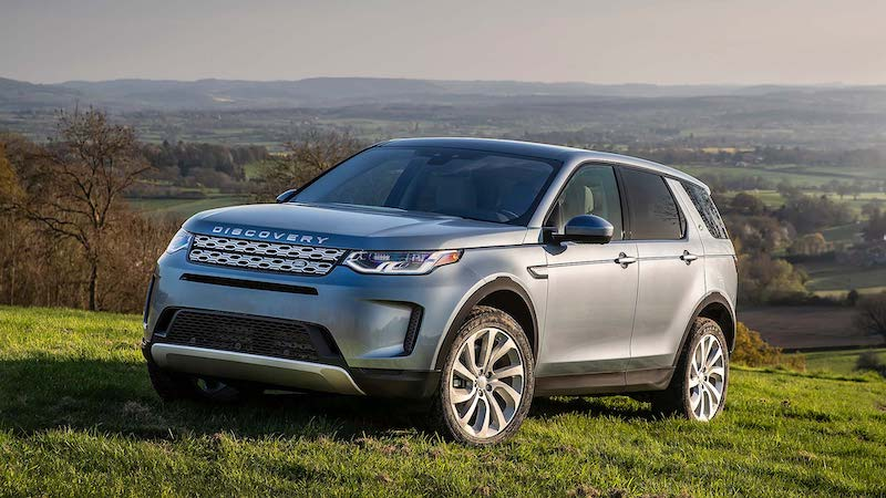 2020 Land Rover Discovery Sport Kenya