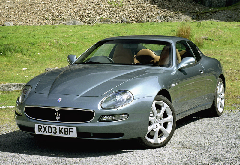 2002 Maserati Coupe 42 V8 Gt  Specifications, Photo