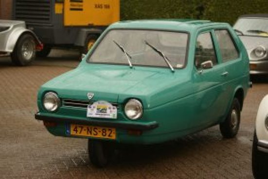 Most Ugly Cars in The World reliantt Robin
