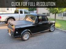 Austin Mini Pickup Truck Year Of Clean Water