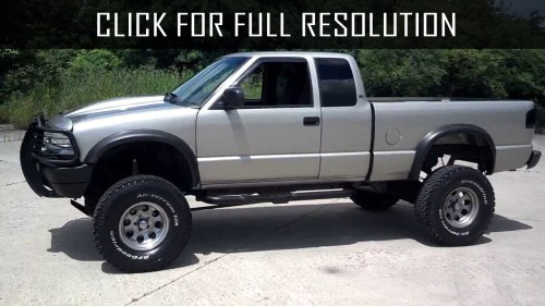 small resolution of 2001 chevy s10 blazer lift kit