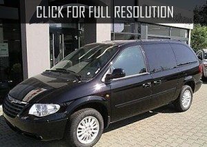Chrysler Grand Voyager  amazing photo gallery, some