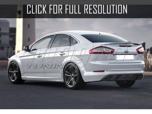 small resolution of ford mondeo mk4