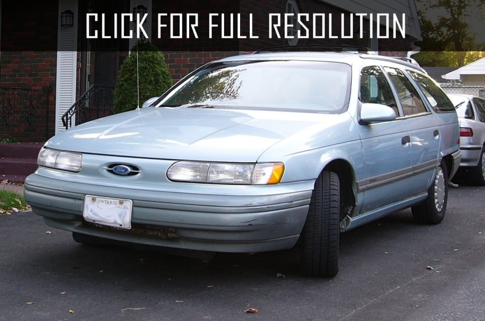 medium resolution of ford taurus 1993
